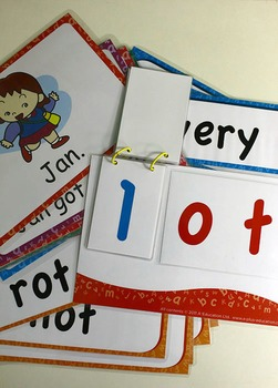 'OT WORD FAMILY' Phonics Lesson Package