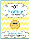 OT Word Family Mini Pack