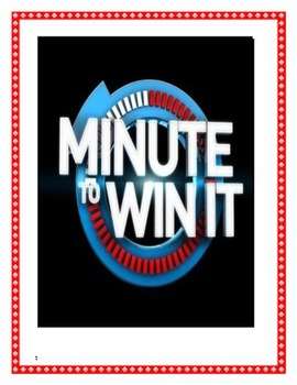 Minute to Win it    +12 games