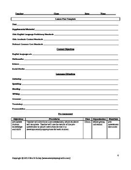 OTELA Practice Activities Version 1.1