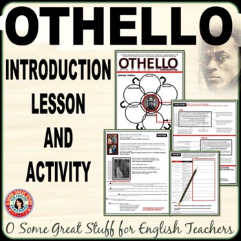 OTHELLO Introduction to Characters and Themes with Focus on Universality