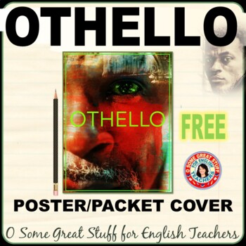 OTHELLO Poster or Packet Cover