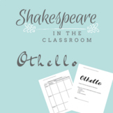 SHAKESPEARE sample: Othello: Character Development