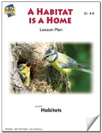 A Habitat is a Home Lesson Plan