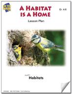 A Habitat is a Home Lesson Plan