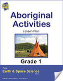 Aboriginal Activities Gr. 1 (e-lesson plan)