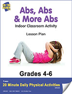 Abs, Abs & More Abs Lesson Plan (eLesson eBook)