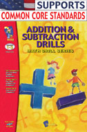 Addition and Subraction Drills