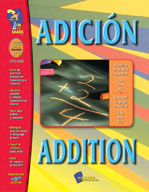 Adicion/Addition (Spanish/English)