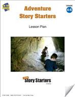 Adventure Story Starters Grades 4-6