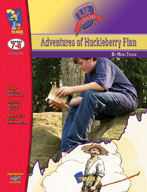Adventures Of Huckleberry Finn Lit Link: Novel Study Guide