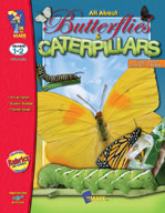 All About Butterflies and Caterpillars (Grades 1-2)