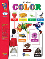 All About Color (US Version) (Enhanced eBook)