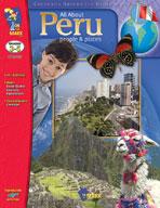All About Peru (Enhanced eBook)