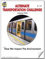 Alternate Transportation Challenge Lesson Plan