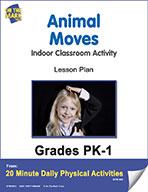 Animal Moves Lesson Plan (eLesson eBook)