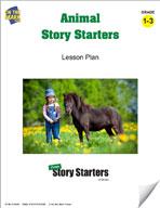 Animal Stories Story Starters Grades 1-3