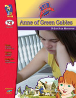 Anne of Green Gables Lit Link: Novel Study Guide