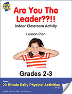 Are You The Leader??!! Lesson Plan (eLesson eBook)