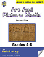 Art and Picture Media Lesson Plan (eBook)