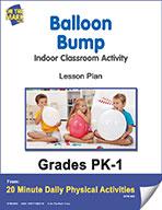 Balloon Bump Lesson Plan (eLesson eBook)