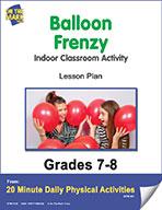 Balloon Frenzy Lesson Plan (eLesson eBook)