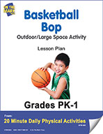 Basketball Bop Lesson Plan (eLesson eBook)