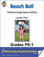 Beach Ball Lesson Plan (eLesson eBook)