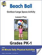 Beach Ball Lesson Plan (eLesson eBook)