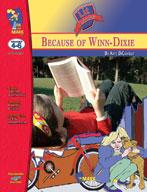 Because of Winn Dixie Lit Link: Novel Study Guide