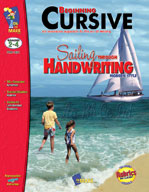 Beginning Cursive - Modern Style (Enhanced eBook)
