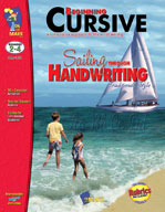 Beginning Cursive - Traditional Style (Enhanced eBook)