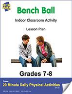 Bench Ball Lesson Plan (eLesson eBook)