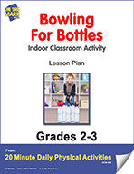 Bowling For Bottles Lesson Plan (eLesson eBook)