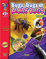 Bugs, Bugs and More Bugs (Grades 2-3) [Enhanced eBook]
