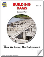 Building Dams Lesson Plan