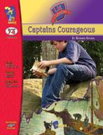 Captain Courageous Lit Link: Novel Study Guide