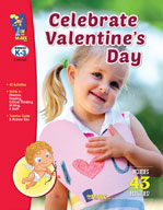 Celebrate Valentine's Day Gr. K-3 (Enhanced eBook)