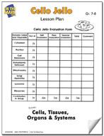 Cello Jell-O Lesson Plan
