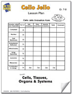 Cello Jell-O Lesson Plan