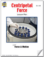 Centripetal Force Lesson Plan