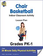 Chair Basketball Lesson Plan (eLesson eBook)