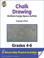 Chalk Drawing Lesson Plan (eLesson eBook)