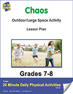 Chaos Lesson Plan (eLesson eBook)