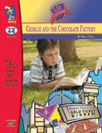 Charlie and the Chocolate Factory Lit Link  Gr. 4-6: Novel Study Guide