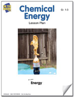 Chemical Energy Lesson Plan
