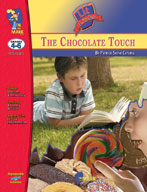 Chocolate Touch Lit Link: Novel Study Guide