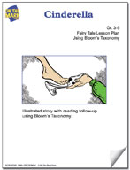 Cinderella Fairy Tale Lesson Using Bloom's Taxonomy (Grades 3-5)