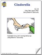 Cinderella Fairy Tale Lesson Using Bloom's Taxonomy (Grades 3-5)