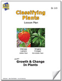 Classifying Plants Lesson Plan